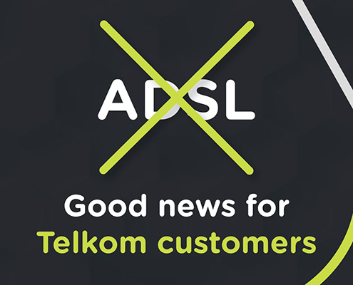 The Telkom ADSL Cut-Off Has Been Extended